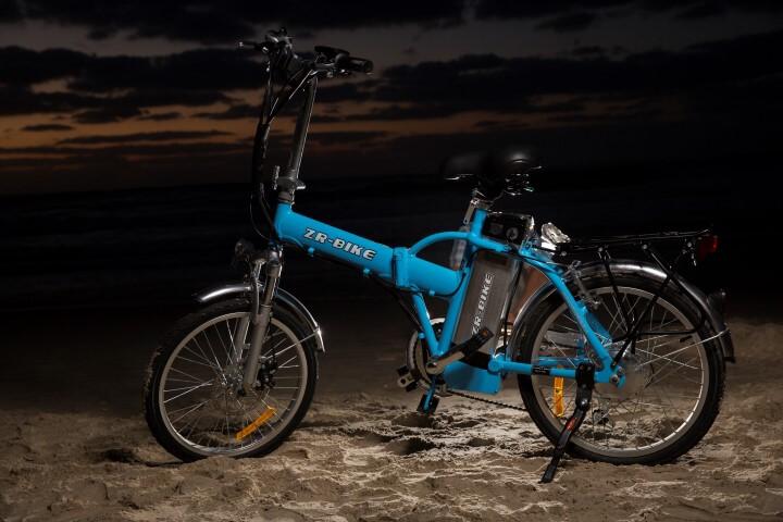 אופניים חשמליים zr bike 20