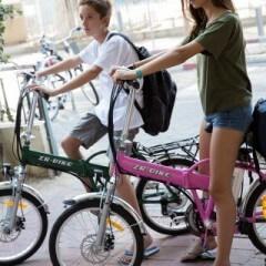 הנתונים מעידים – אופניים חשמליים בטיחותיים!