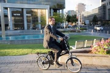 אופניים חשמליים בתל אביב ובמרכז